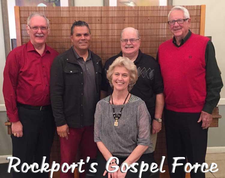 Rockport Gospel Force & Gospel Music Festival - Rockport, Texas